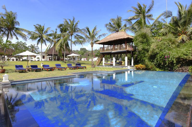 Private Pool - Villa Kailasha - Tabanan, Bali