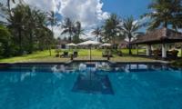 Gardens and Pool - Villa Kailasha - Tabanan, Bali