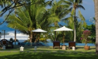 Pool Side Loungers - Villa Kailasha - Tabanan, Bali