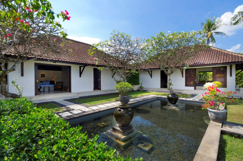 Outdoor View - Villa Kailasha - Tabanan, Bali