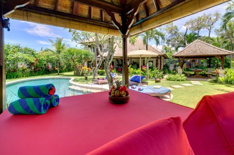 Pool Bale - Villa Kakatua - Canggu, Bali