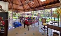 Living Area - Villa Kakatua - Canggu, Bali