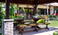 Dining Area - Villa Kakatua - Canggu, Bali