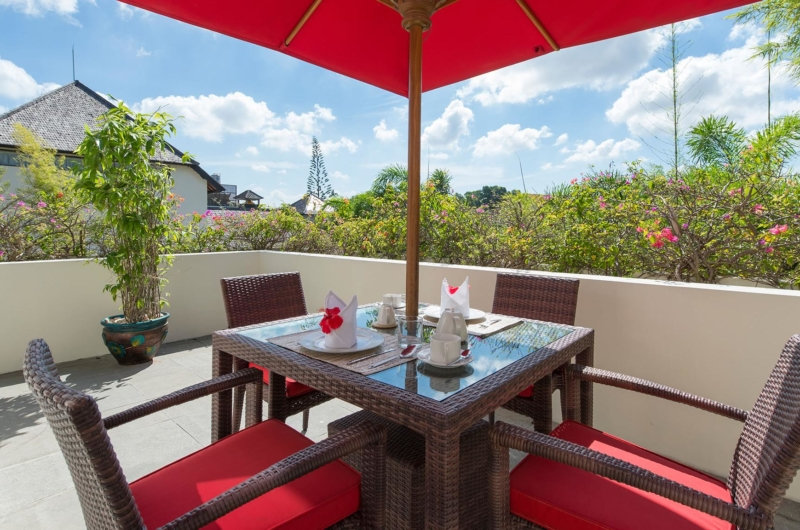 Open Plan Dining - Villa Kalimaya Four - Seminyak, Bali