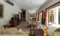 Living Area - Villa Kalimaya Four - Seminyak, Bali