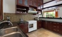 Kitchen Area - Villa Kalimaya Four - Seminyak, Bali