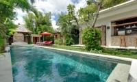 Swimming Pool - Villa Kalimaya Three - Seminyak, Bali