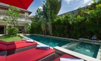 Sun Beds - Villa Kalimaya Three - Seminyak, Bali