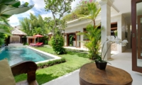 Gardens - Villa Kalimaya Three - Seminyak, Bali