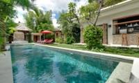 Swimming Pool - Villa Kalimaya Two - Seminyak, Bali