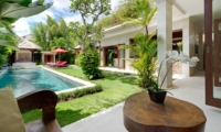 Pool - Villa Kalimaya Two - Seminyak, Bali