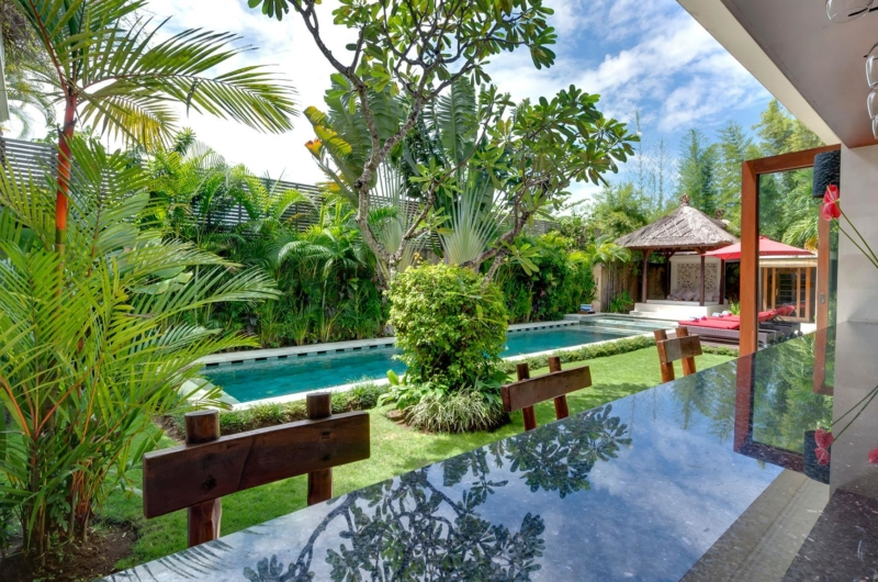 Outdoor Area - Villa Kalimaya Two - Seminyak, Bali