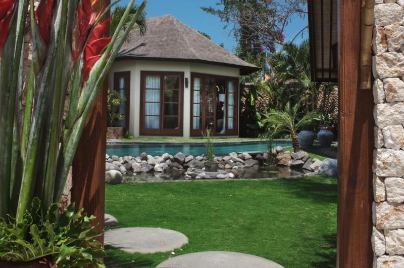 Entrance - Villa Kalimaya Two - Seminyak, Bali