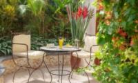 Outdoor Dining - Villa Kalimaya Two - Seminyak, Bali