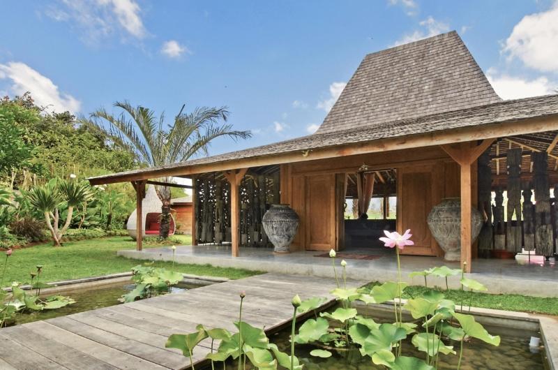 Outdoor View - Villa Kalua - Umalas, Bali