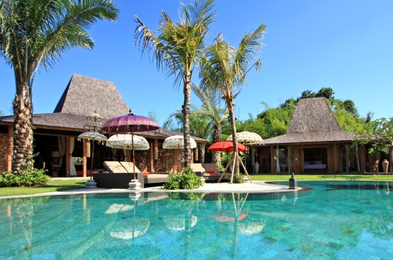 Private Pool - Villa Kalua - Umalas, Bali