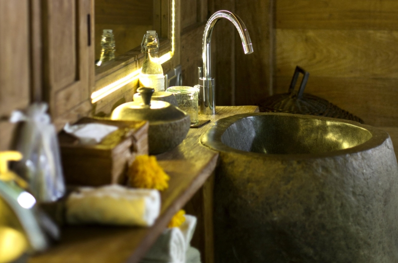 Bathroom - Villa Kalua - Umalas, Bali