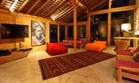 Living Area at Night - Villa Kalua - Umalas, Bali