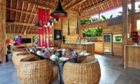 Dining Area - Villa Kalua - Umalas, Bali