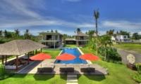 Gardens and Pool - Villa Kalyani - Canggu, Bali