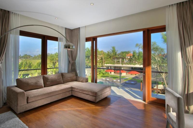 Sofa with View - Villa Kalyani - Canggu, Bali