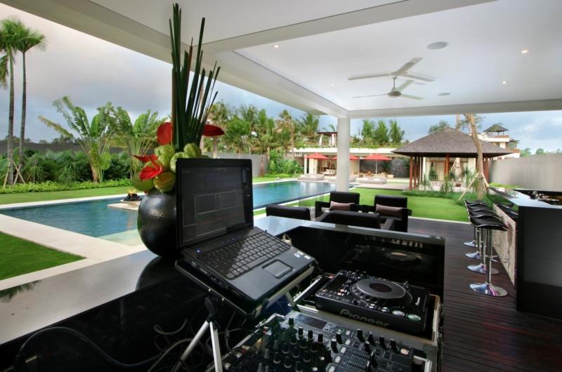 Music System - Villa Kalyani - Canggu, Bali