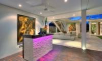 Reception - Villa Kalyani - Canggu, Bali