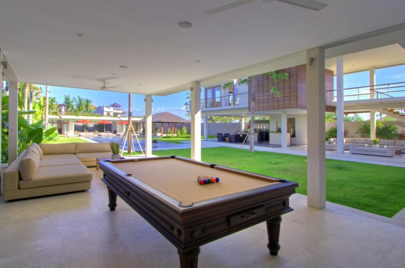 Billiard Table - Villa Kalyani - Canggu, Bali