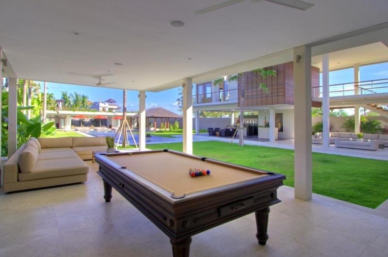 Billiard Table - Villa Kalyani - Canggu, Bali