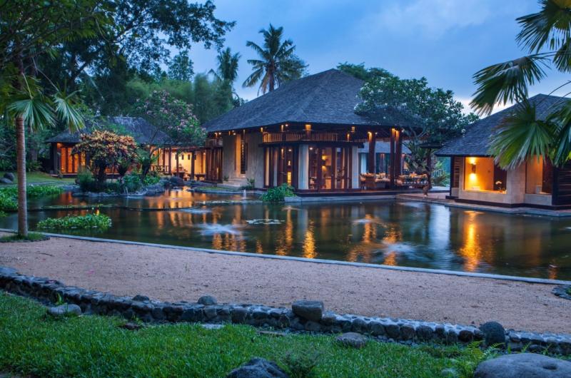 Water Feature - Villa Kamaniiya - Ubud, Bali