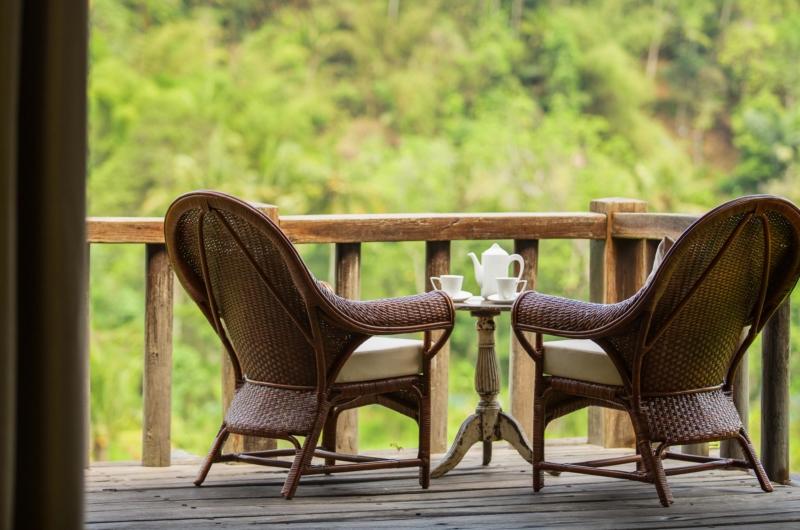 Seating Area - Villa Kamaniiya - Ubud, Bali