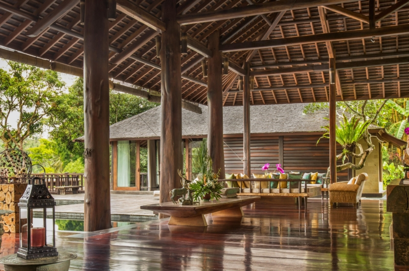 Living Area - Villa Kamaniiya - Ubud, Bali