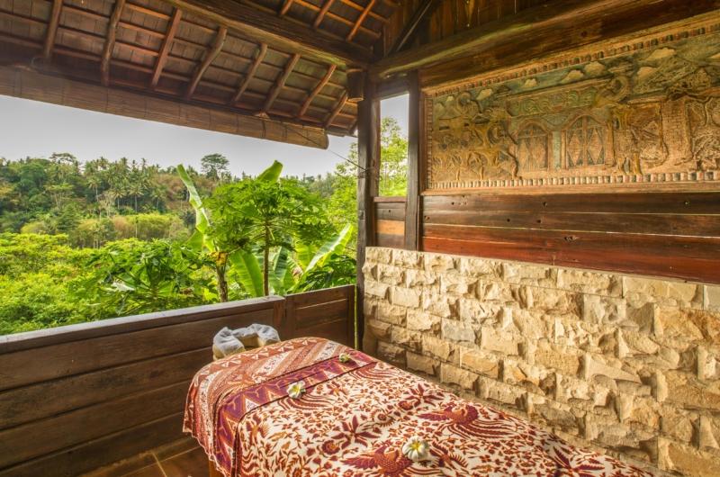 Spa Room - Villa Kamaniiya - Ubud, Bali