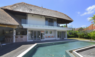 Gardens and Pool – Villa Kami – Canggu, Bali