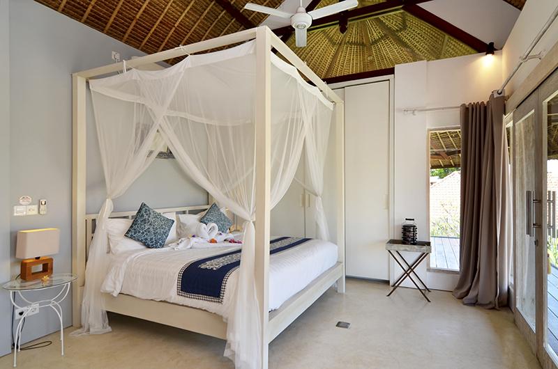 Four Poster Bed - Villa Kami - Canggu, Bali