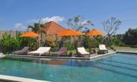 Pool Side Loungers - Villa Kami - Canggu, Bali
