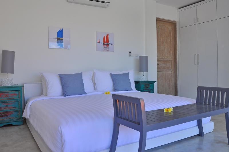 King Size Bed - Villa Kami - Canggu, Bali