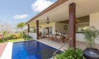 Gardens and Pool - Villa Karang Dua - Uluwatu, Bali