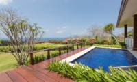 Pool Side - Villa Karang Dua - Uluwatu, Bali
