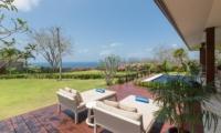 Pool with Sea View - Villa Karang Dua - Uluwatu, Bali