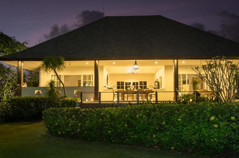 Night View - Villa Karang Dua - Uluwatu, Bali