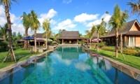 Swimming Pool - Villa Kayu - Umalas, Bali