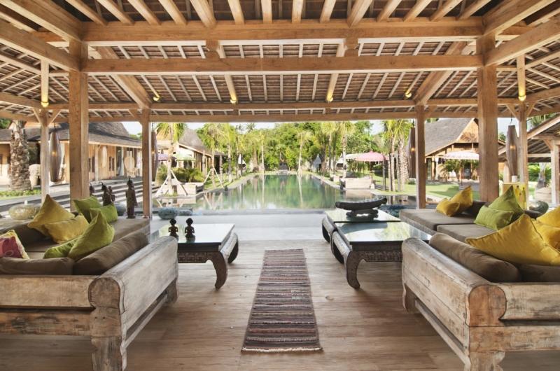 Living Area - Villa Kayu - Umalas, Bali