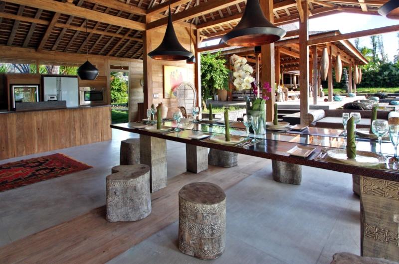 Dining Area - Villa Kayu - Umalas, Bali