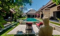Swimming Pool - Villa Kebun - Seminyak, Bali