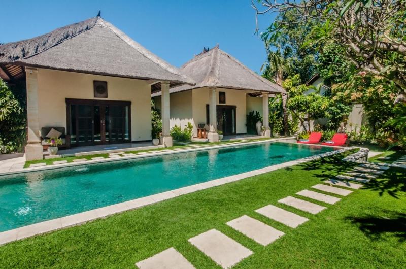Pool - Villa Kebun - Seminyak, Bali