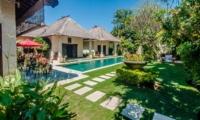 Gardens and Pool - Villa Kebun - Seminyak, Bali