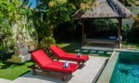 Pool Bale - Villa Kebun - Seminyak, Bali