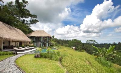 Gardens and Pool - Villa Kelusa - Ubud, Bali