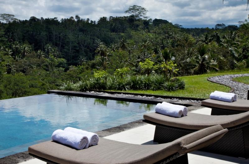 Pool Side - Villa Kelusa - Ubud, Bali